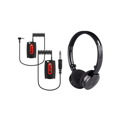 Auriculares inalámbricos W6 WireFree Deteknix para Garrett At Pro y At Gold
