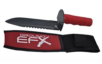 Cuchillo de cavar Ground EFX metaldetector Metal Detector cercametalli nuevo