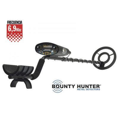 Detector de metales Lone Star – Bounty Hunter