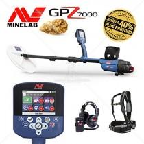 Detector de metales MINELAB GPZ 7000