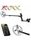Detector de metales XP ORX con plato concéntrico de alta frecuencia HF