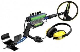 Detector de metales Excalibur II de Minelab