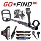 Minelab Metal detector Go Find 66 nuevo modelo del 60