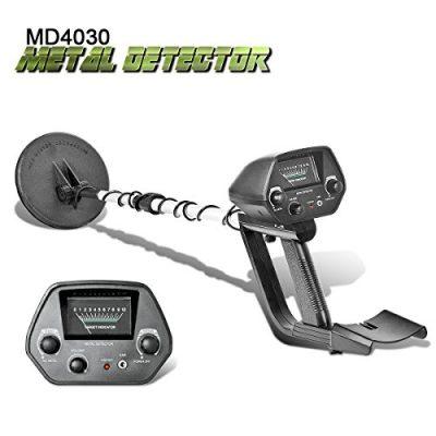 SHUOGOU Detector de Metales MD-4030 Gold Finding Machine para principiantes