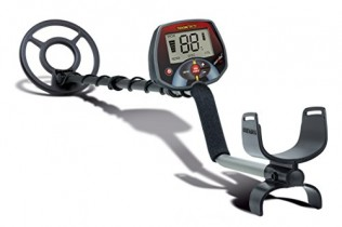 Teknetics EuroTek PRO Metal Detector with 8-Inch Concentric Coil