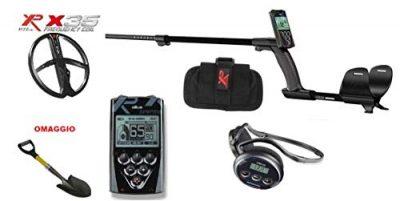 XP Metal Detector Xplorer Deus completo gorro WS4 + RC Mando placa 11 «
